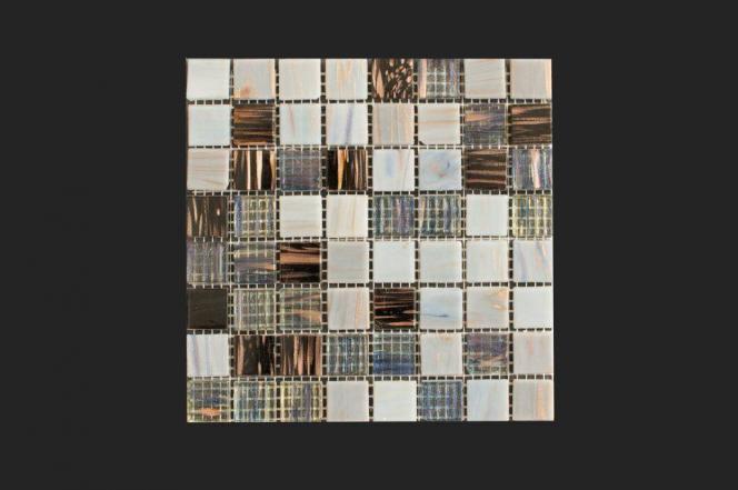 Carrara mosaici vetro cv
