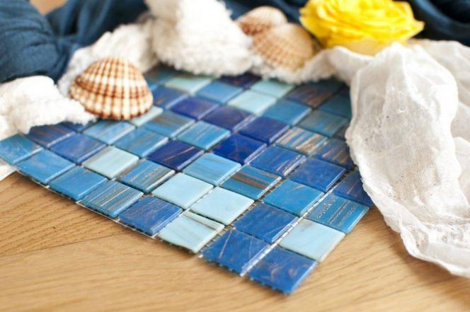 Mosaici carrara vetro cv