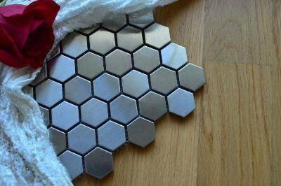 Mosaico in metallo
